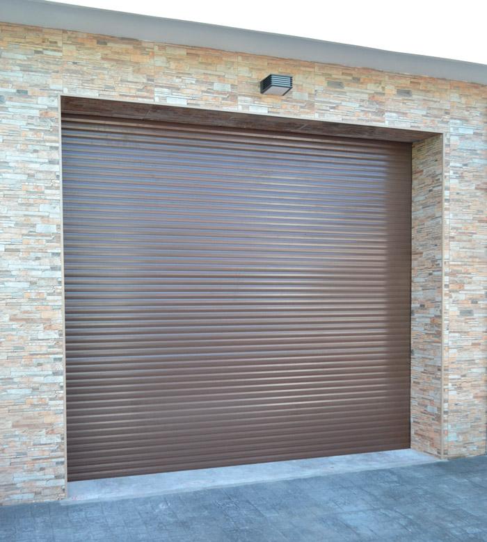 Cortinas exteriores enrollable ext particular cortinas venecianas de aluminio para exteriores - Cortinas para puertas de aluminio ...