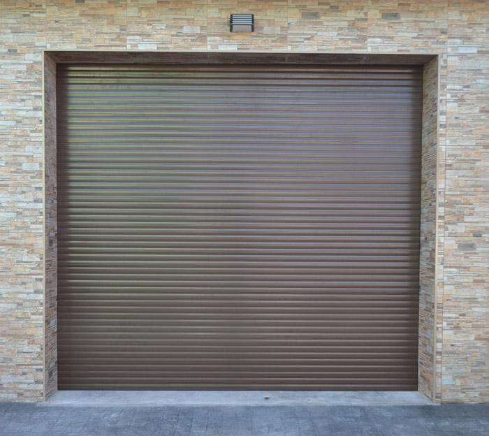 Cortinas calleros persianas tradicionales - Cortinas para puertas de aluminio ...